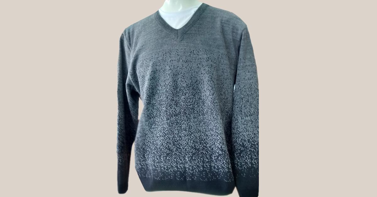 Blusa de Lã Masculina