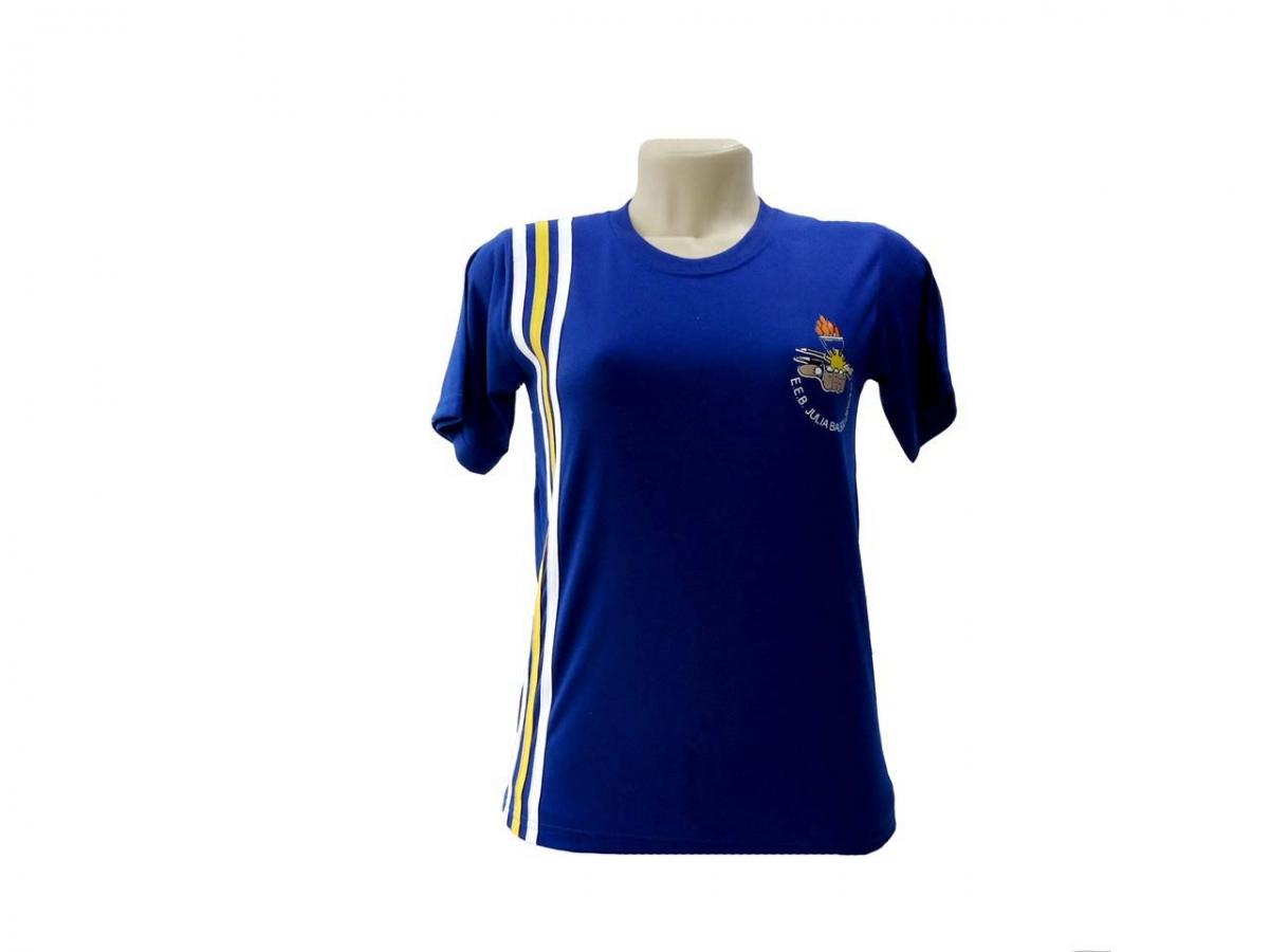 camiseta E.E.B Júlia B. Zaniolo